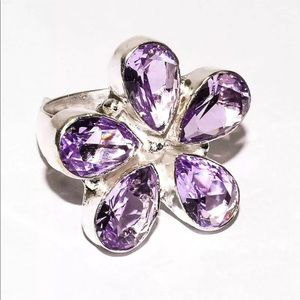 Jewelry - 🌸🌸 Crystal Ring 🌸🌸
